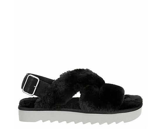 Womens Fuzz-ee Sandal