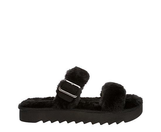 Womens Furr-ah Slide Sandal
