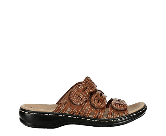 Womens Leisa Faye Slide Sandal