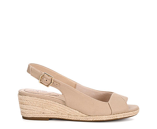 Womens Socialite Wedge Sandal