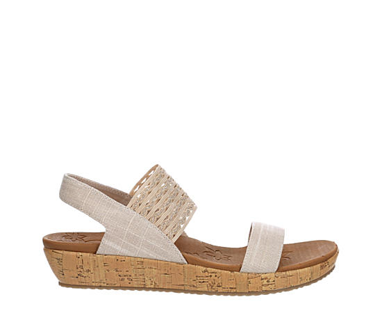 Womens Brie Most Wanted Wedge Sandal