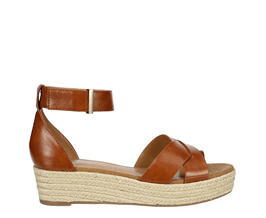 Womens Sylvie Platform Wedge Sandal