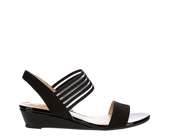 Womens Young Casual Wedge Sandal