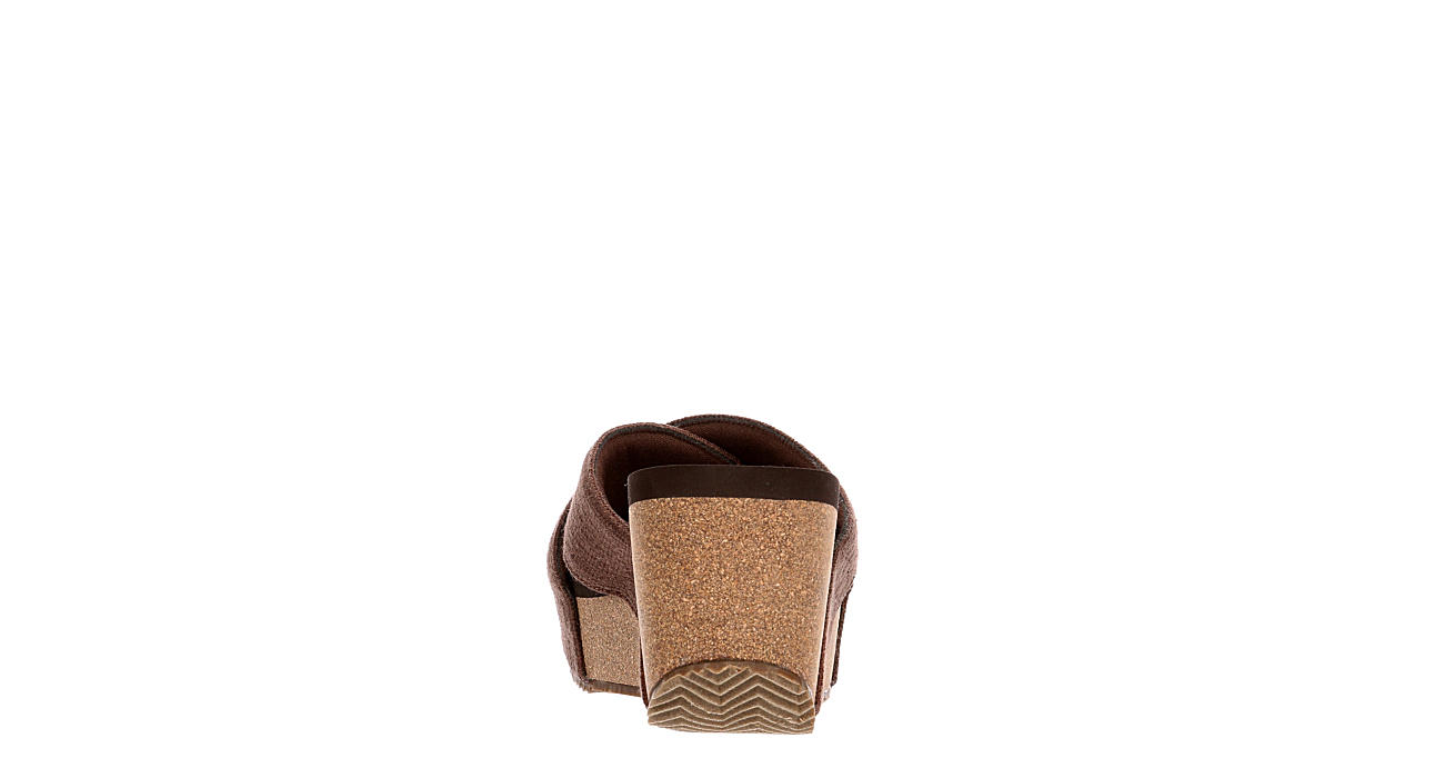 VOLATILE Womens Mantle - BROWN