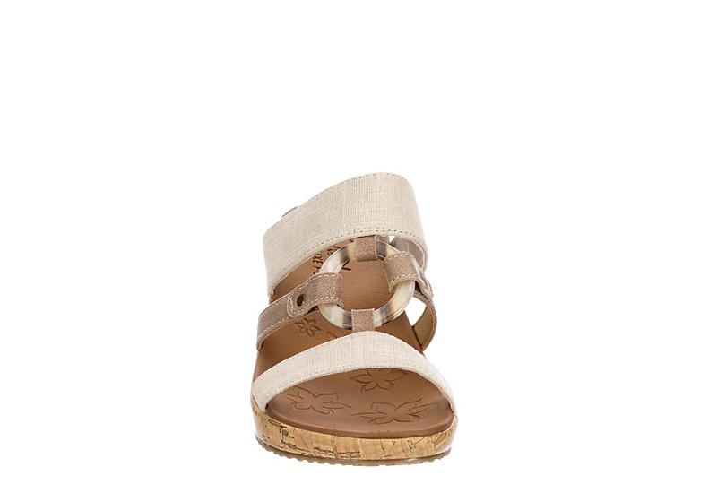 SKECHERS CALI Womens Sail Away - NATURAL