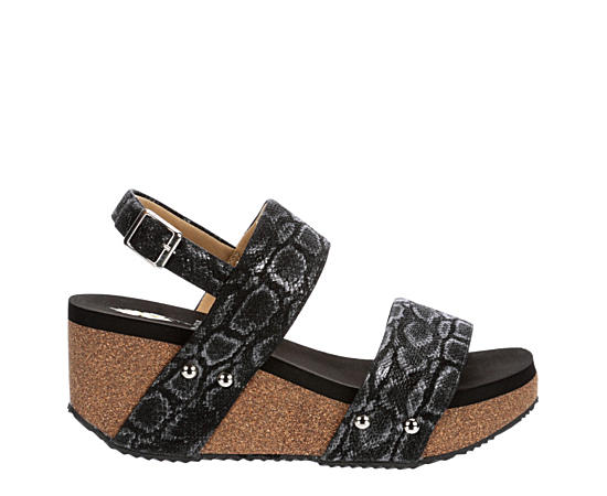 Womens Glazin Wedge Sandal