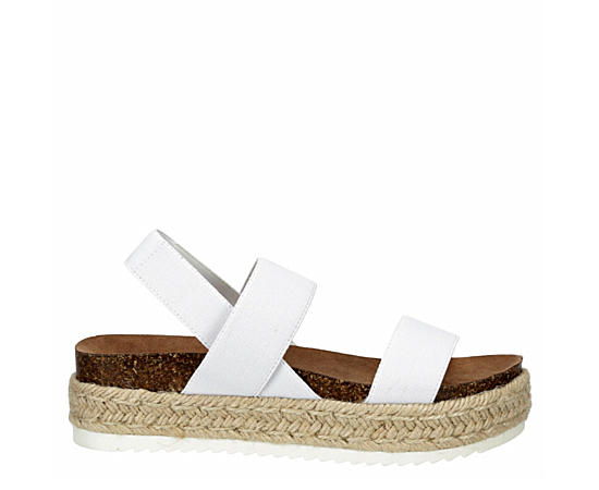 Womens Cybell Platform Wedge Sandal
