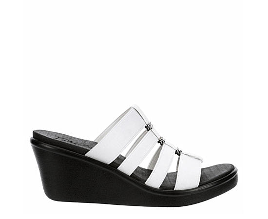 Womens Rumble On Wedge Sandal