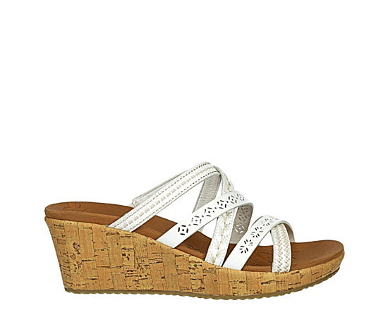 Womens Tiger Posse Wedge Sandal