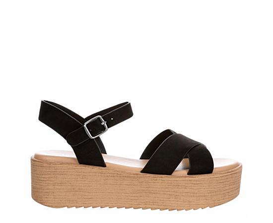 Womens Pipa Platform Sandal