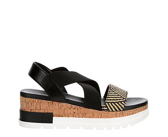 Womens Camila Wedge Sandal