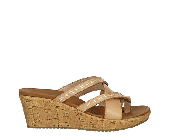 Womens Peace Seeker Wedge Sandal