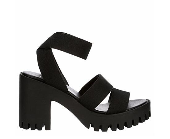 Womens Sohoo Platform Sandal