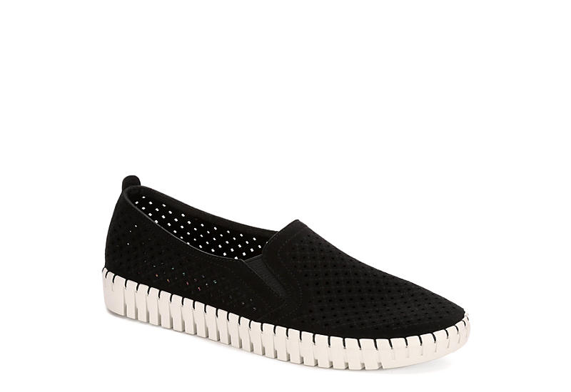 SKECHERS Womens Sepulveda Blvd A La Mode - BLACK