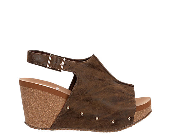 Womens Genesee Wedge Sandal
