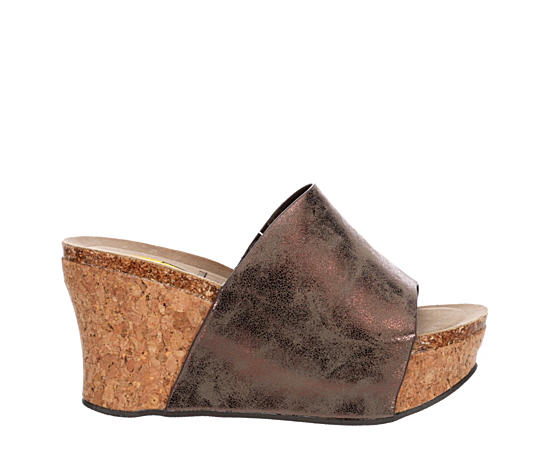 Womens Pembroke Wedge Sandal