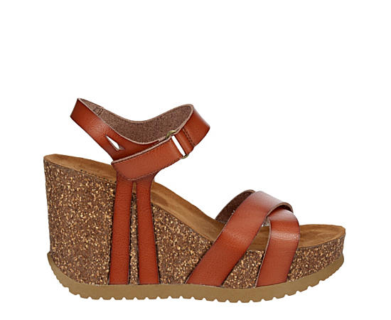Womens Kori Wedge Sandal