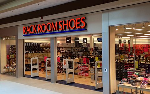 Northtown Mall Shoe Stores