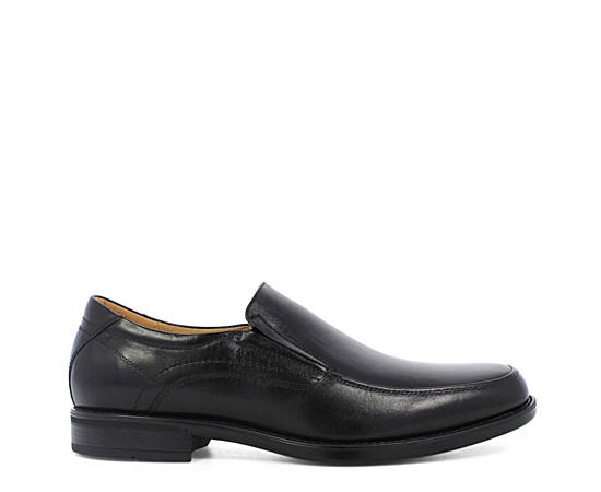 Mens Midtown Moc Toe Slip On Oxford
