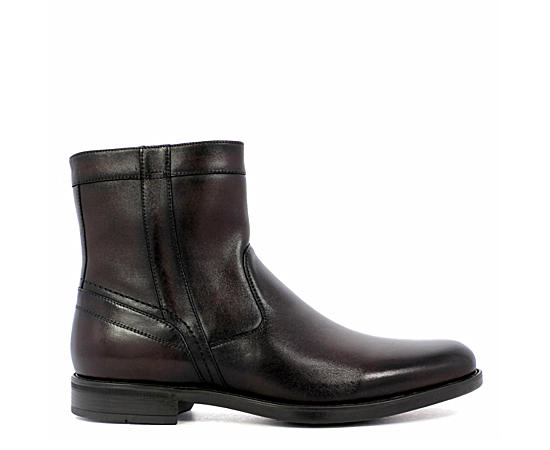 Mens Midtown Plain Toe Zip