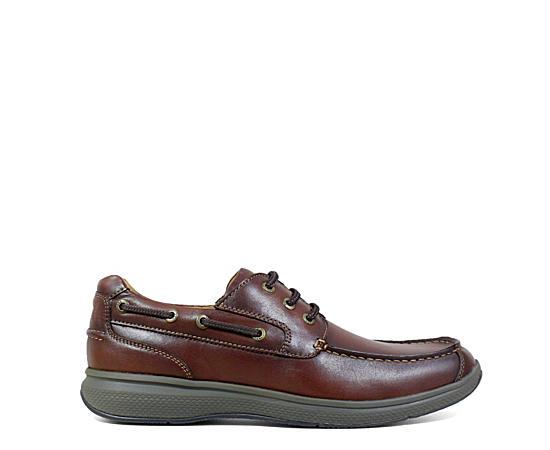 Mens Great Lakes Moc Toe Boat Shoe
