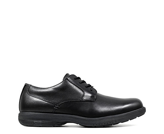 Mens Marvin Plain Toe Oxford Work Shoe