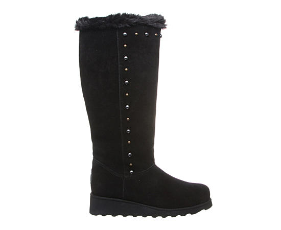 Womens Dorothy Tall Fur Boot