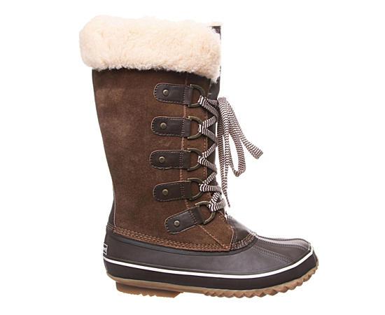 Womens Denali Tall Duck Boot