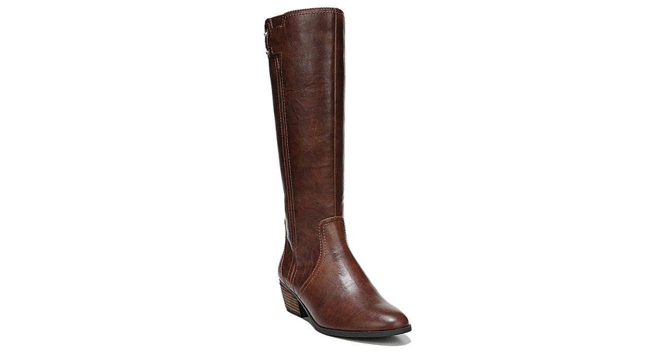 DR. SCHOLL'S Womens Brilliance Wide - BROWN