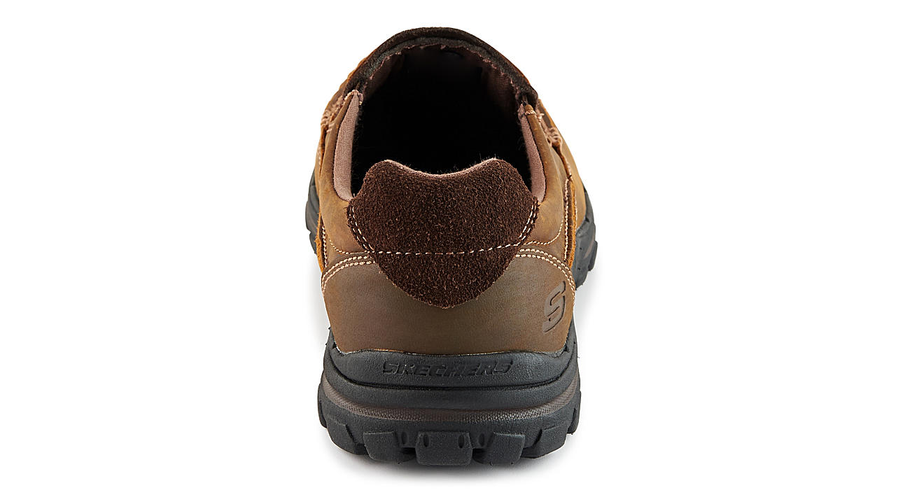 SKECHERS Mens Braver - BROWN