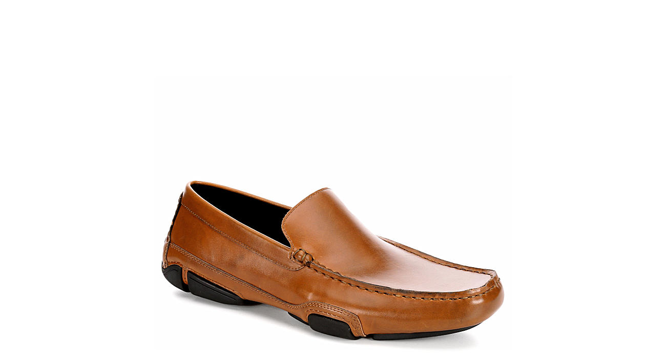 KENNETH COLE Mens World Hold - COGNAC