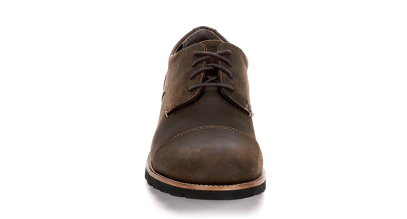 ROCKPORT Mens Modern Break - BROWN