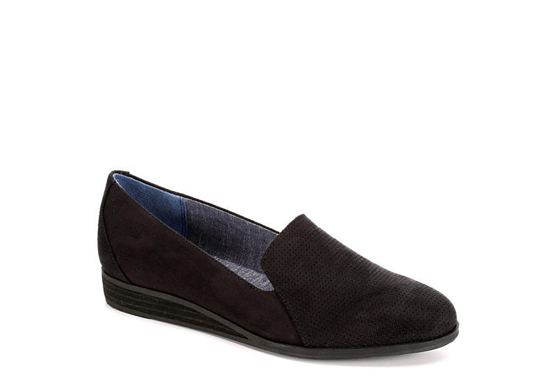 DR. SCHOLL'S Womens Dawned - BLACK