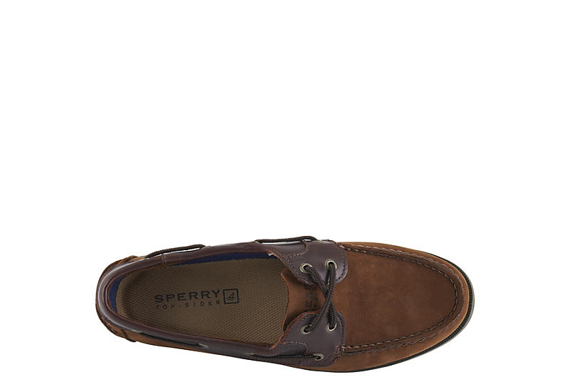 SPERRY Mens Leeward - BROWN