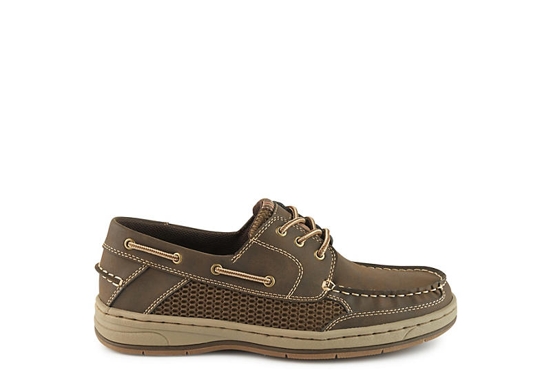 HIGHLAND CREEK Mens Belize - DARK BROWN