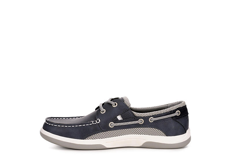 MARGARITAVILLE Mens Steady Boat Sho - NAVY