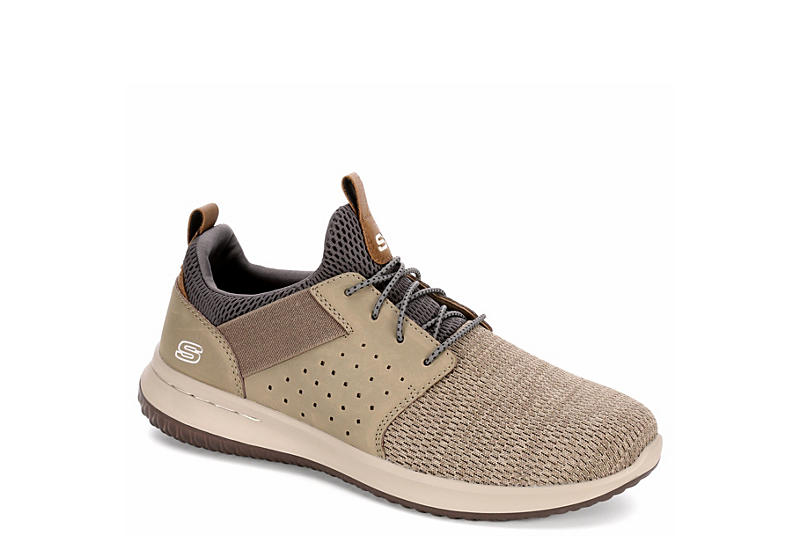 SKECHERS Mens Camben - TAUPE