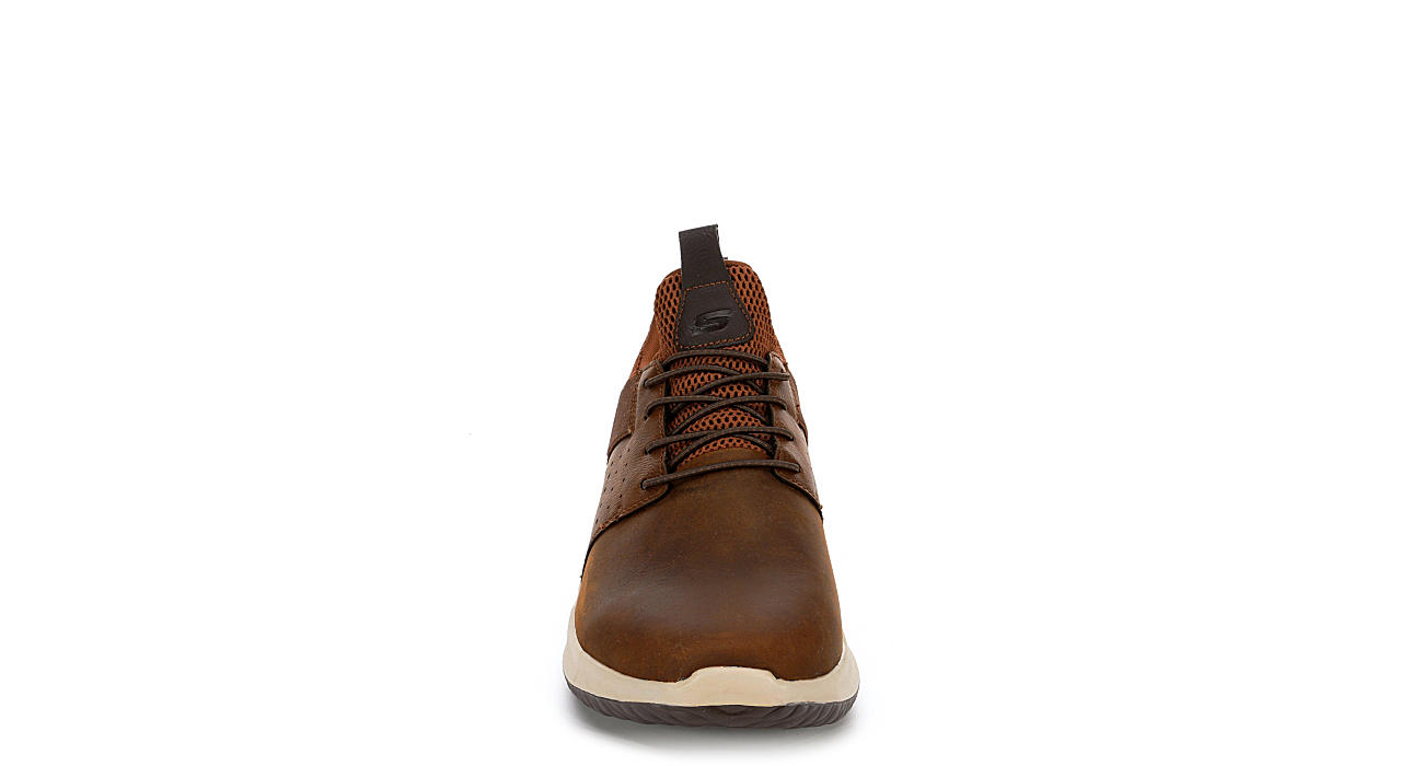 SKECHERS Mens Camben - BROWN