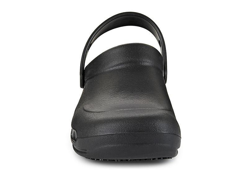 CROCS Mens Classic Bistro Clog - BLACK