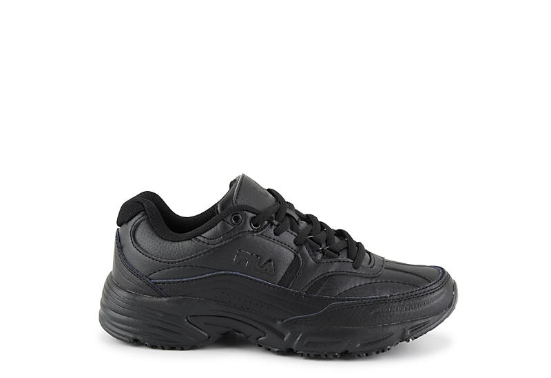 FILA Womens Workshift - BLACK