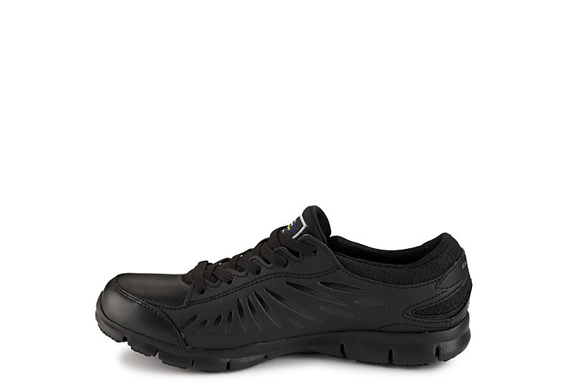 SKECHERS Womens Eldred - BLACK