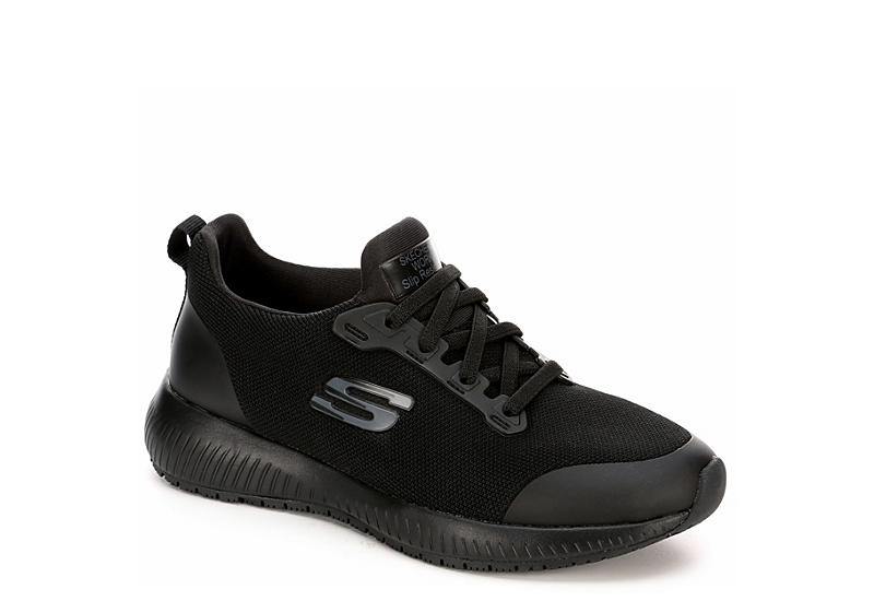 skechers non slip work sneakers