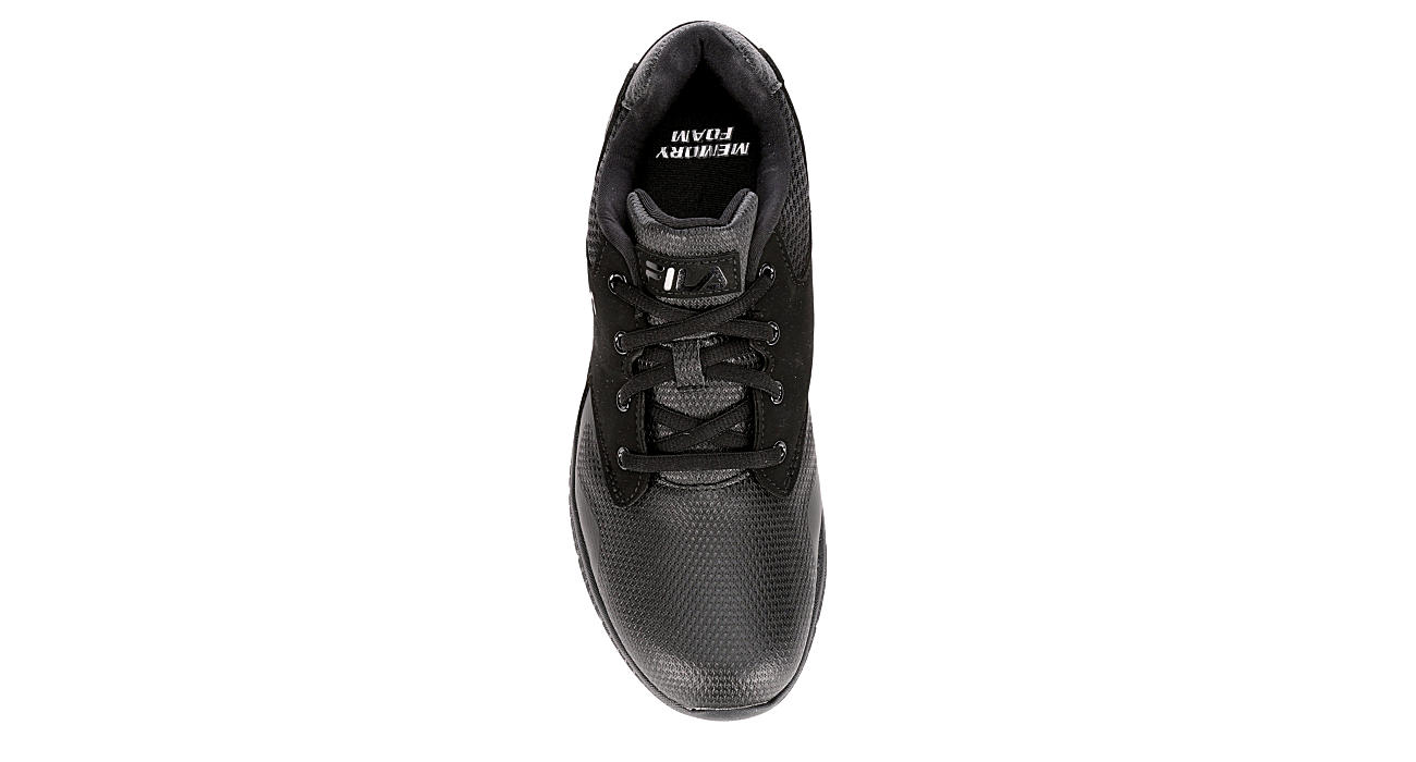 FILA Womens Memory Layers - BLACK