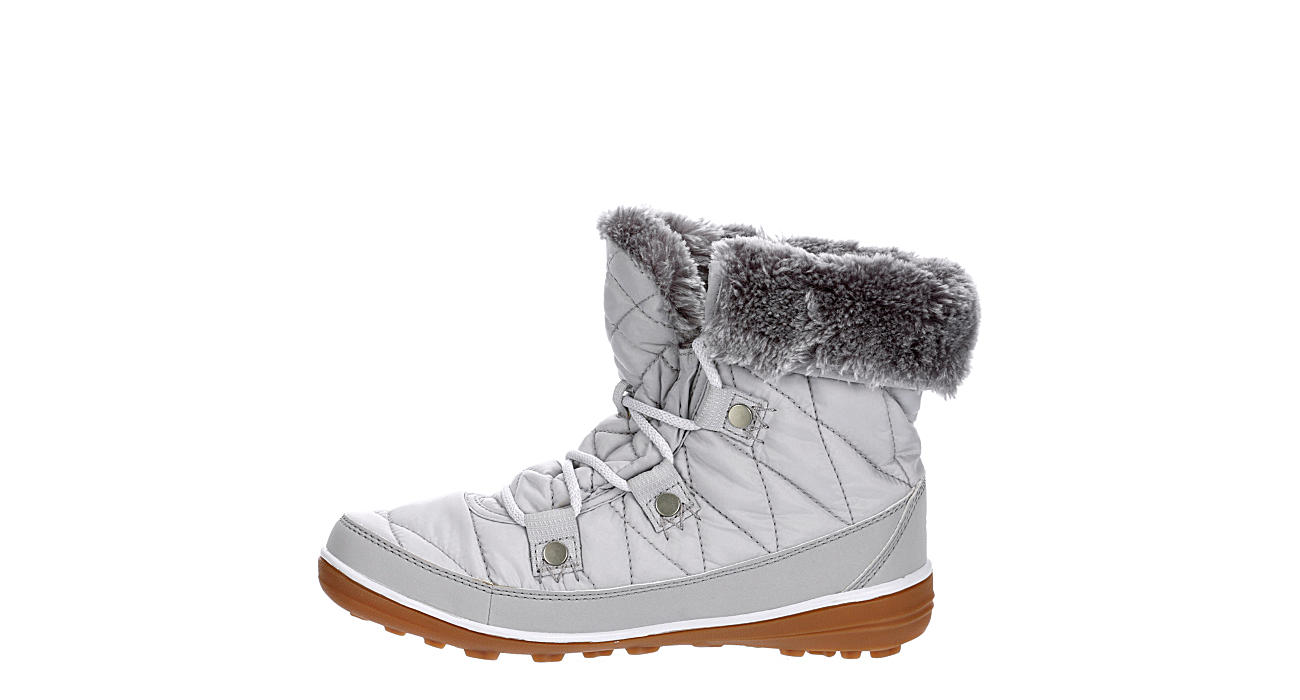 COLUMBIA Womens Heavenly Shorty Boot - GREY