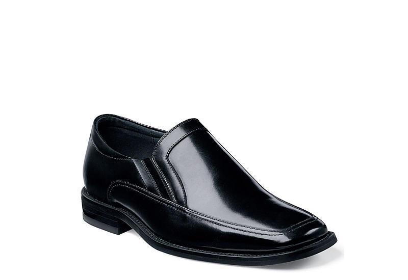 STACY ADAMS Mens Felton - BLACK