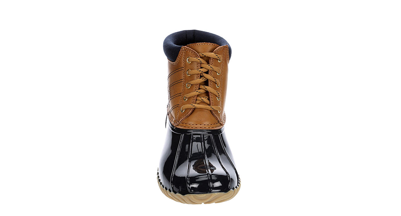 TOMMY HILFIGER Womens Henree2 Duck Boot - TAN