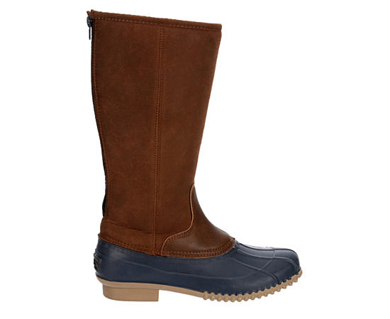 Womens Whitley Tall Duck Boot