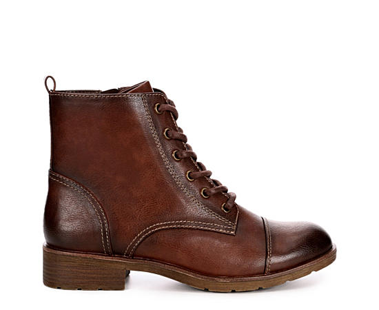 Womens Teri Lace-up Boot