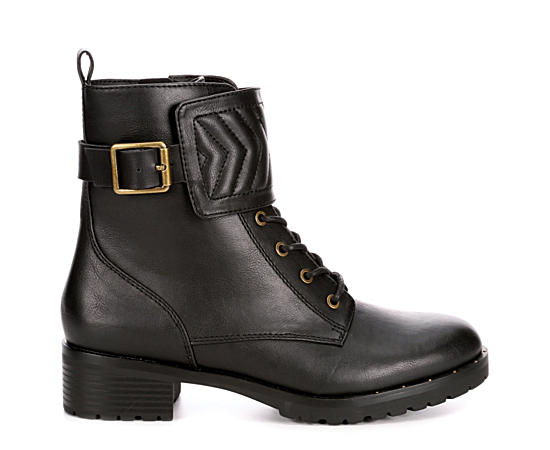 Womens Harley Combat Boot