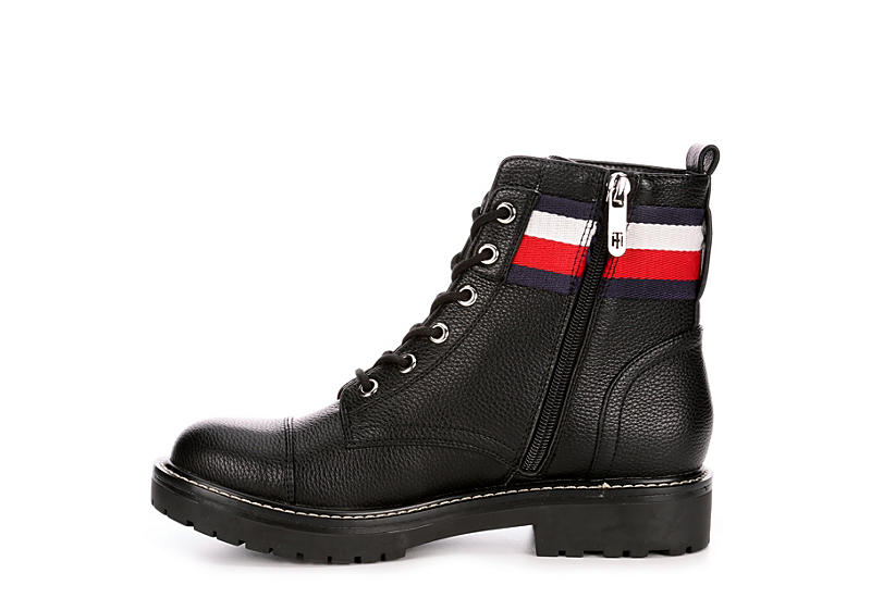 TOMMY HILFIGER Womens Lavo2 - BLACK